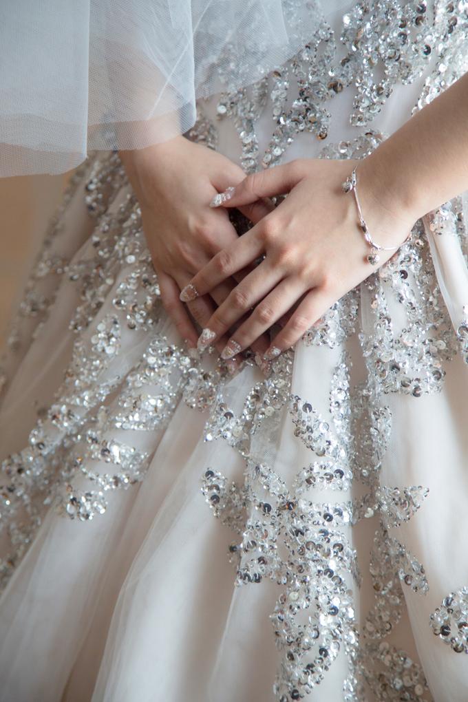 Aris and Cindy Wedding Nails by SEBASTIANsposa - 003