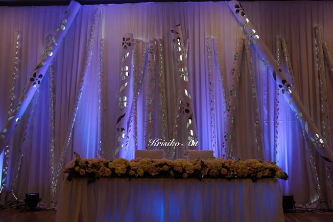 Bucur & Ilir Wedding by Krisiko Art - 009