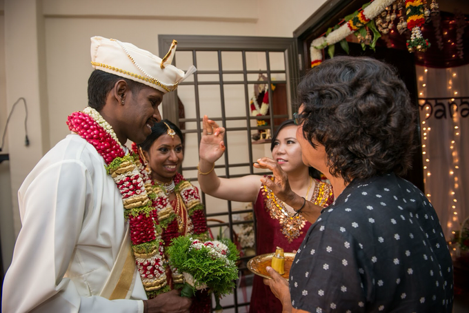 Kumaran & Rathinee Indian Wedding Ceremony by Jamaze Gallery - 017