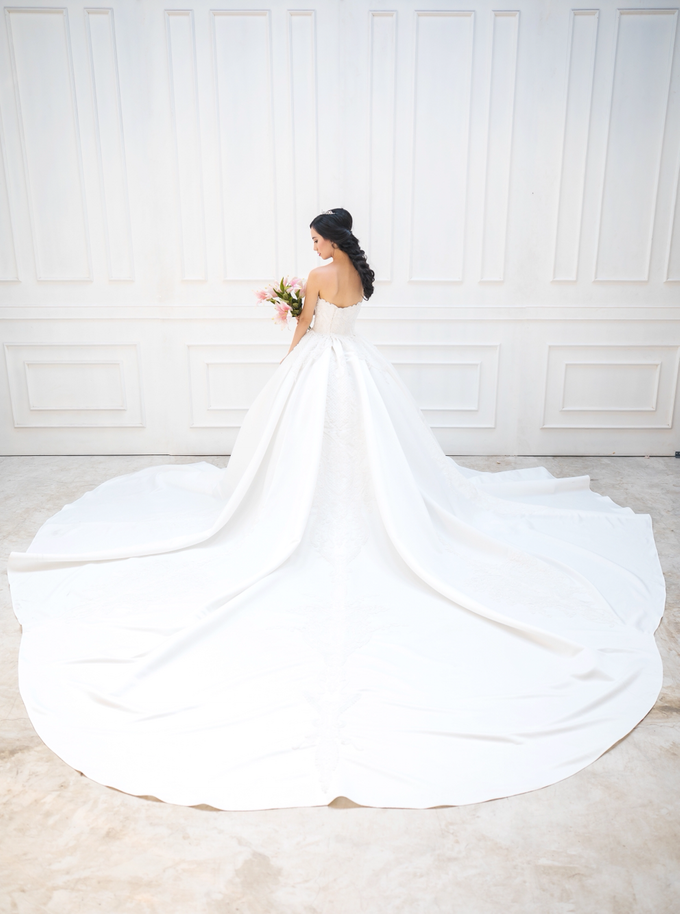 Wedding photoshoot by Chesara Makeup - 009