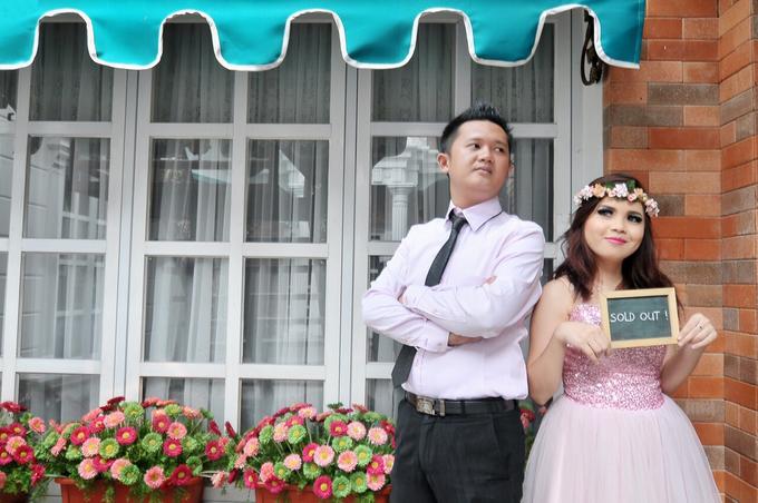 Story of Prewedding : Nova & Alvi by glamour photography - 006