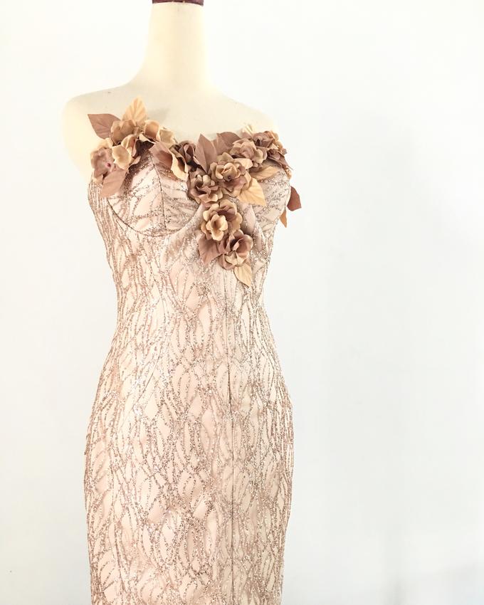 The sparkling summer dress by windia wijaya - 003