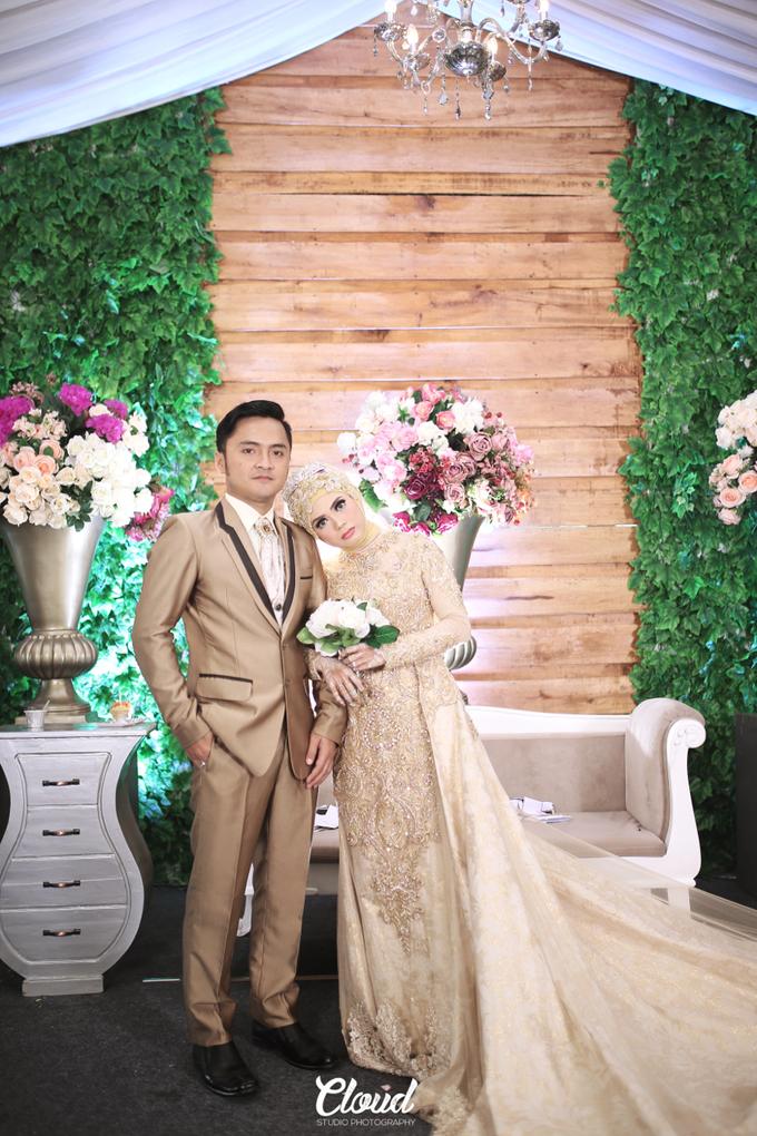 The Wedding of Tryssya + Luthfi by Cloud Studio - 003