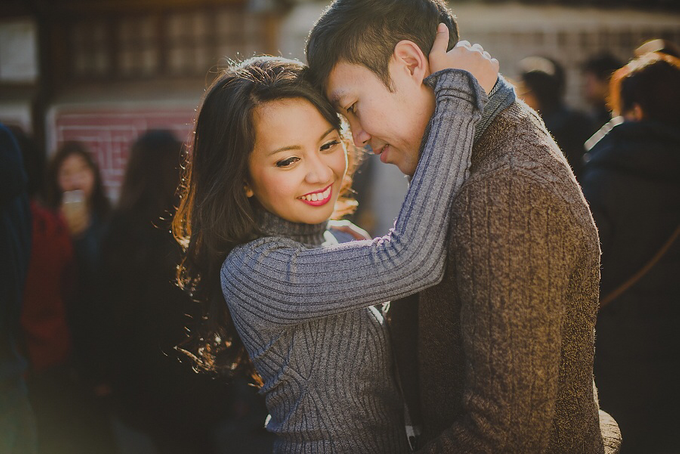Campus Love Story - Sisi & Mike by Gusde Photography - 026