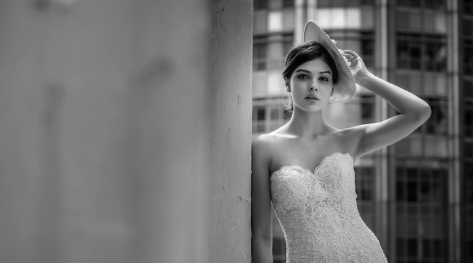 Bride Fashion shoot by Cocoon makeup and hair - 015