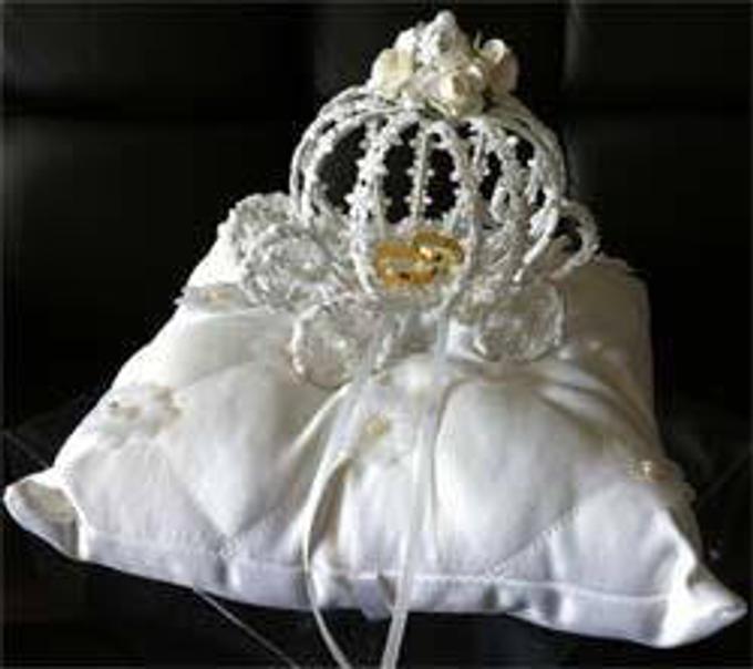 Simple church wedding setup by ilmare Wedding - 006