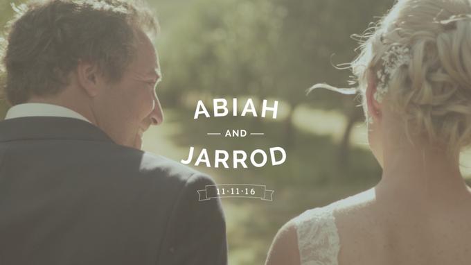 Abiah & Jarrod Highlights Video by LoveStory Films - 005