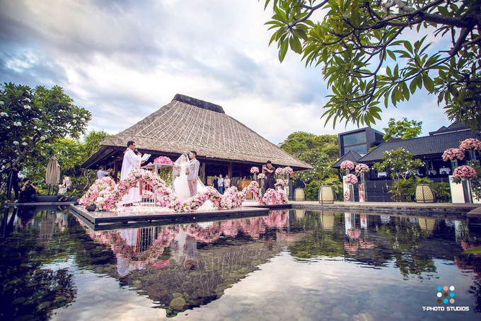 Intimate Bulgari Wedding by Bulgari Resort Bali - 001