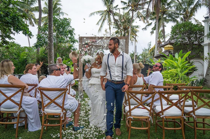 Mae & Luke's intimate wedding in Bali by Butter Bali - 002