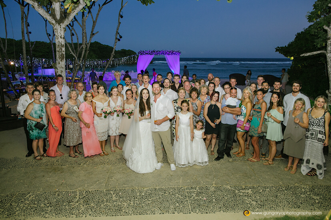 Amanda & Nicholas Wedding by Courtyard by Marriott Bali Nusa Dua - 037