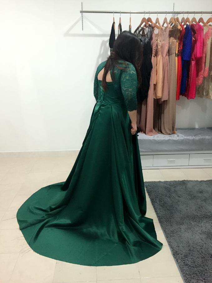 Evening Dress by TS BRIDAL BALI - 014