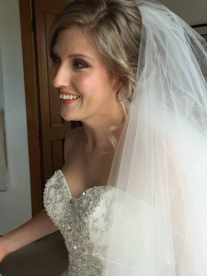 Wedding | Rebecca & Michael by Felicia Sarwono Makeup Art - 009