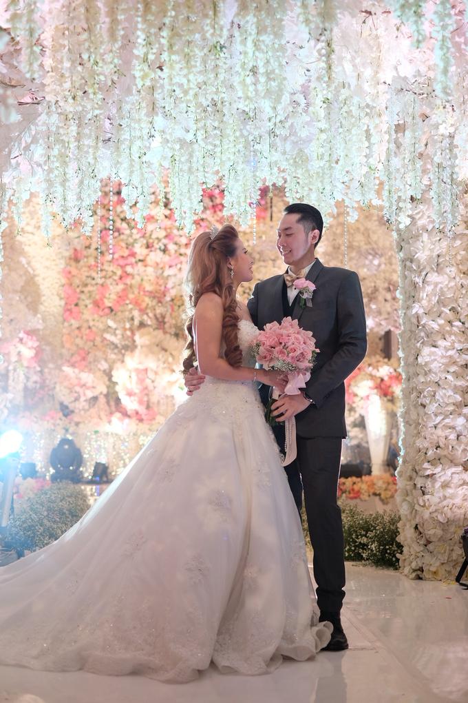 The Wedding of Christian & Monic  by Niken Xu Makeup Artist - 001