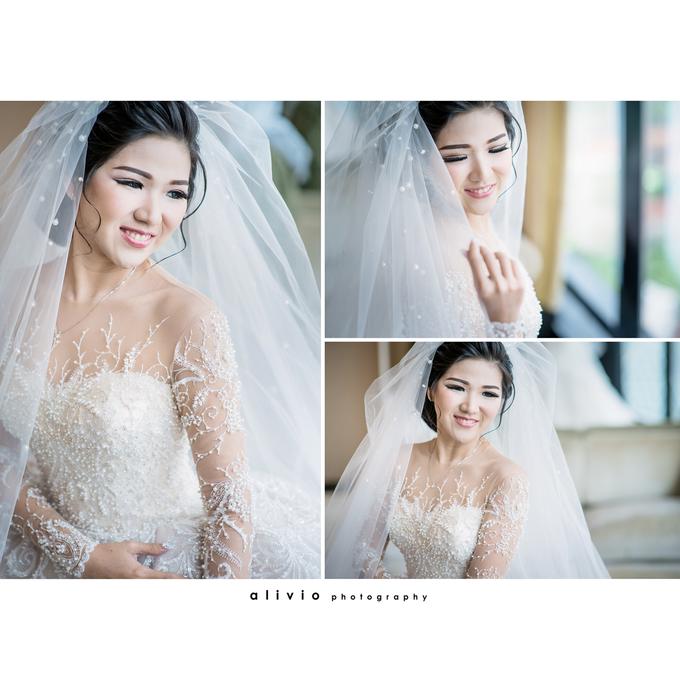 Reza + Arlita | Wedding by alivio photography - 001