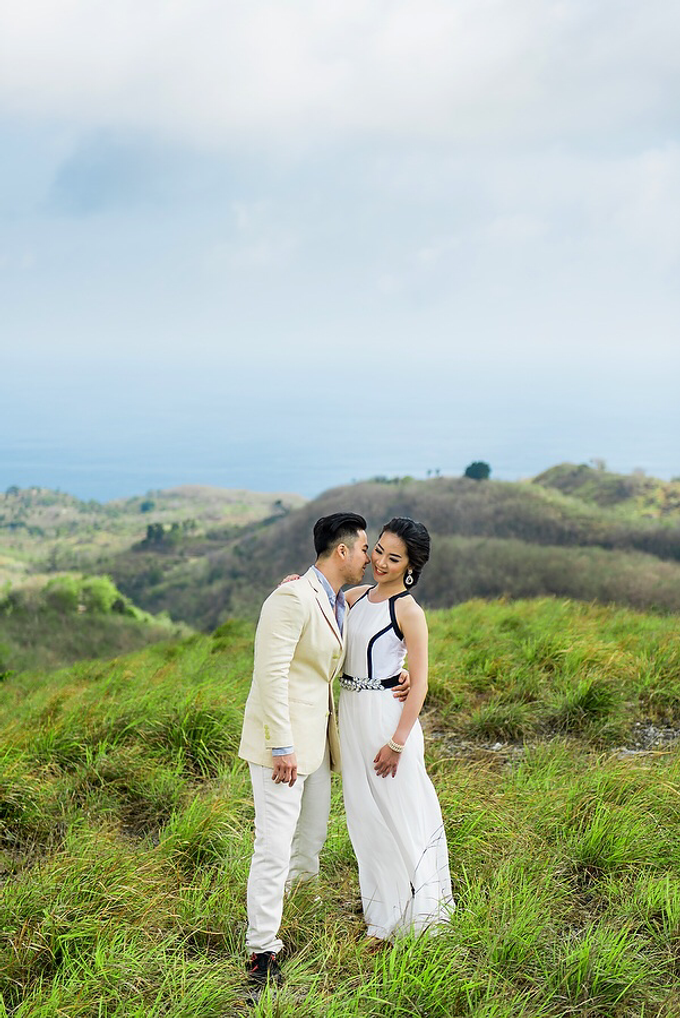 Nusa Penida Prewedding by Gusde Photography - 011