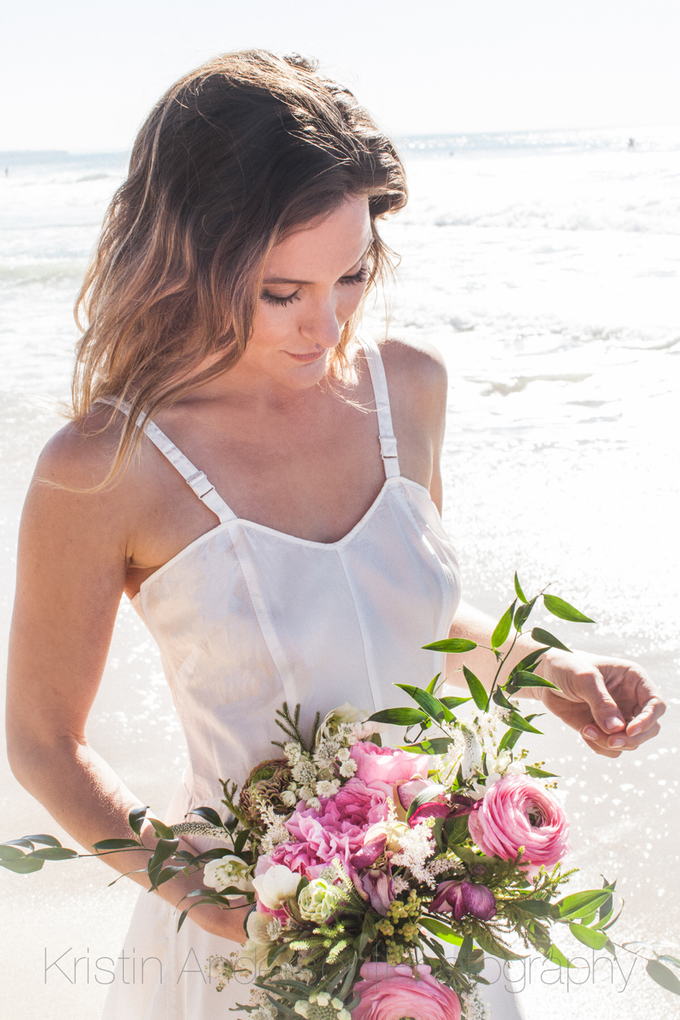Jeaneane at the beach by Kristin Anderson Photography - 009