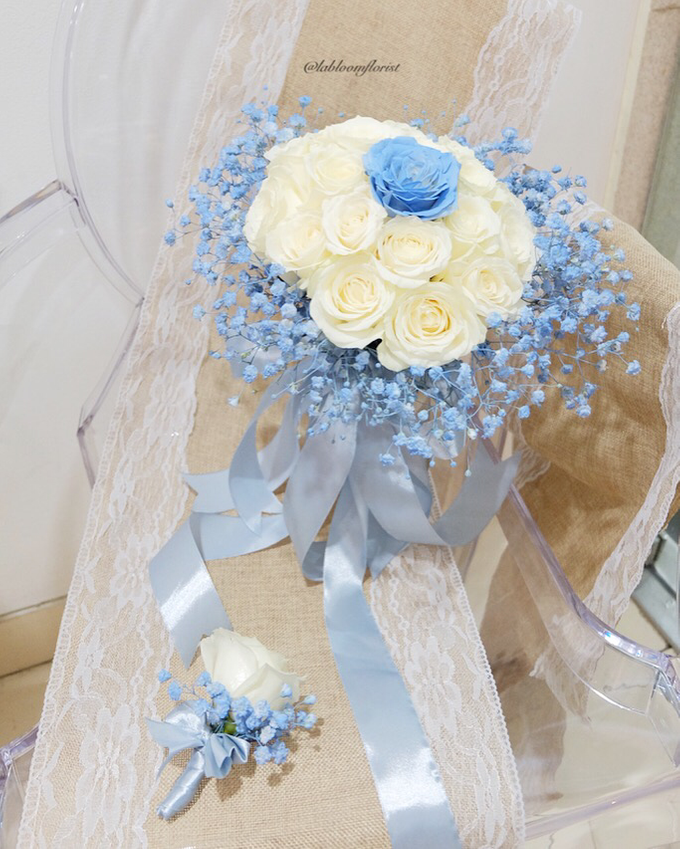 May Bridal Bouquets by La Bloom Florist - 011