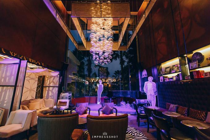 Chic Wedding by Shangri-La Hotel, Bangkok - 003