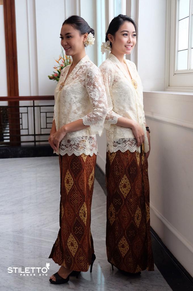 Traditional wedding / wedding adat part II by STILETTO PAGAR AYU - 001