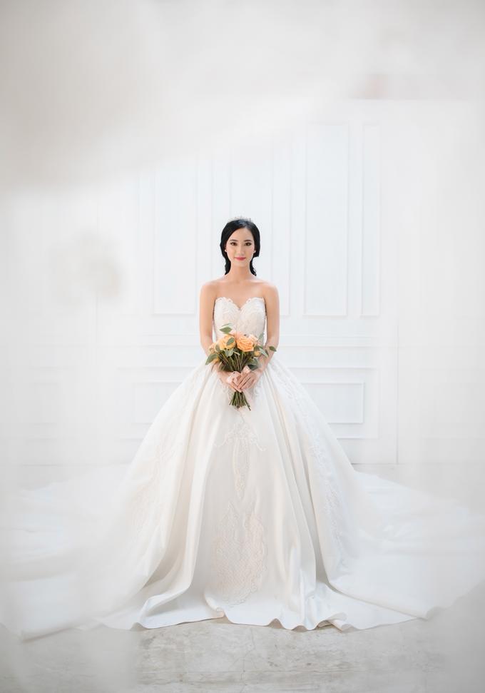 Wedding photoshoot by Chesara Makeup - 002