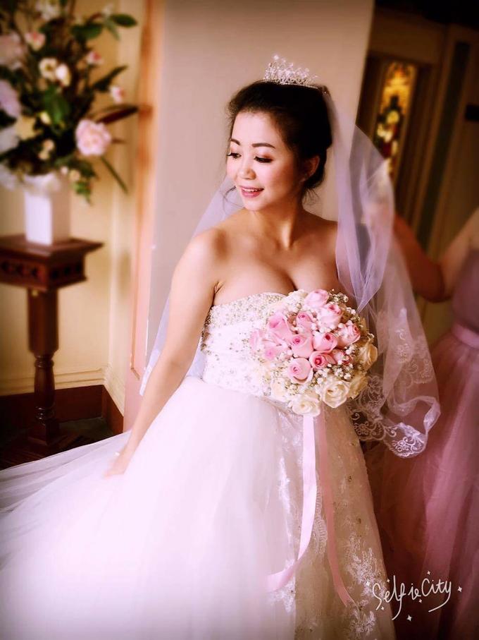 Tiffany Blue themed wedding  by Victoria - 007