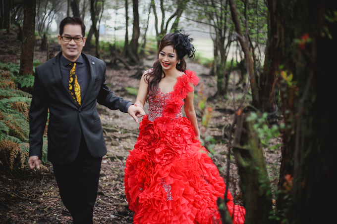 Prewedding Photos of Roby & July by Magdalena Young Bridal - 007