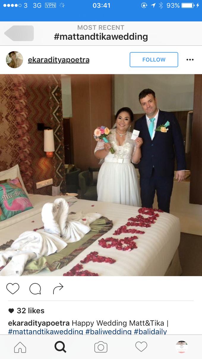SIMPLE WEDDING DRESS TAIL BISA DI LEPAS by TS BRIDAL BALI - 006