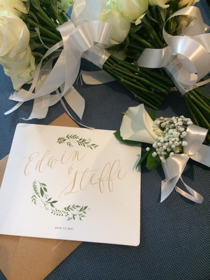 Edwin Steffi Wedding Day by Serenity wedding organizer - 001