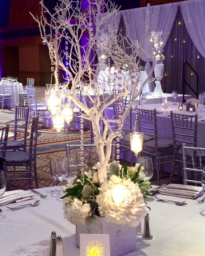 S&I Wedding Ceremony & Reception by Haute Event Decor - 005