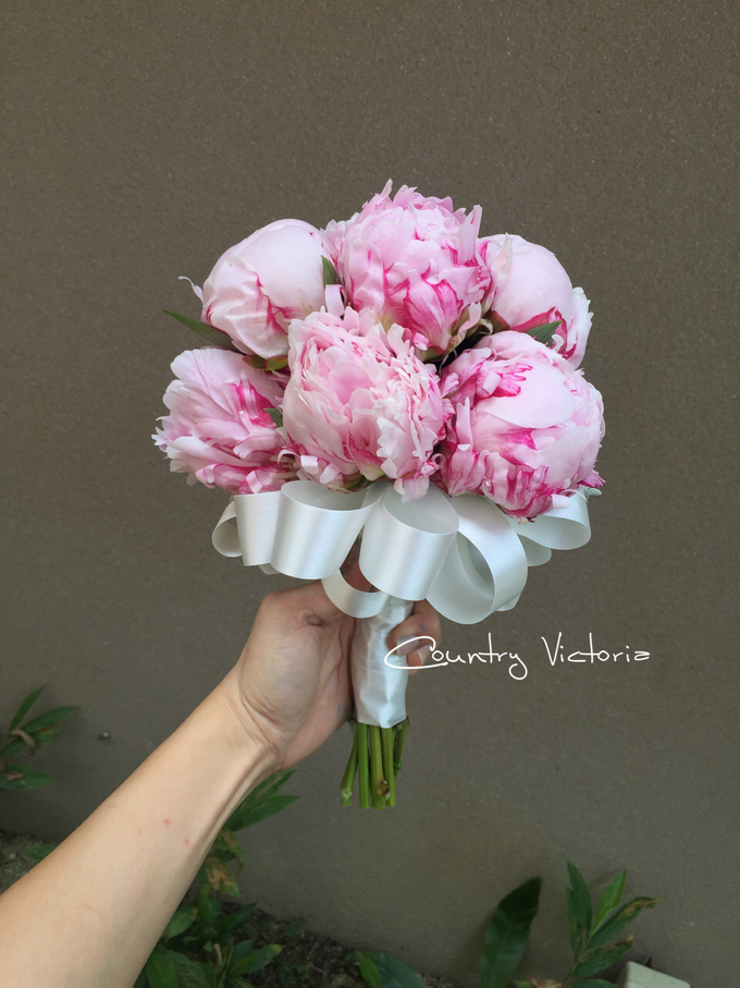 Bridal Bouquets by Country Victoria - 029