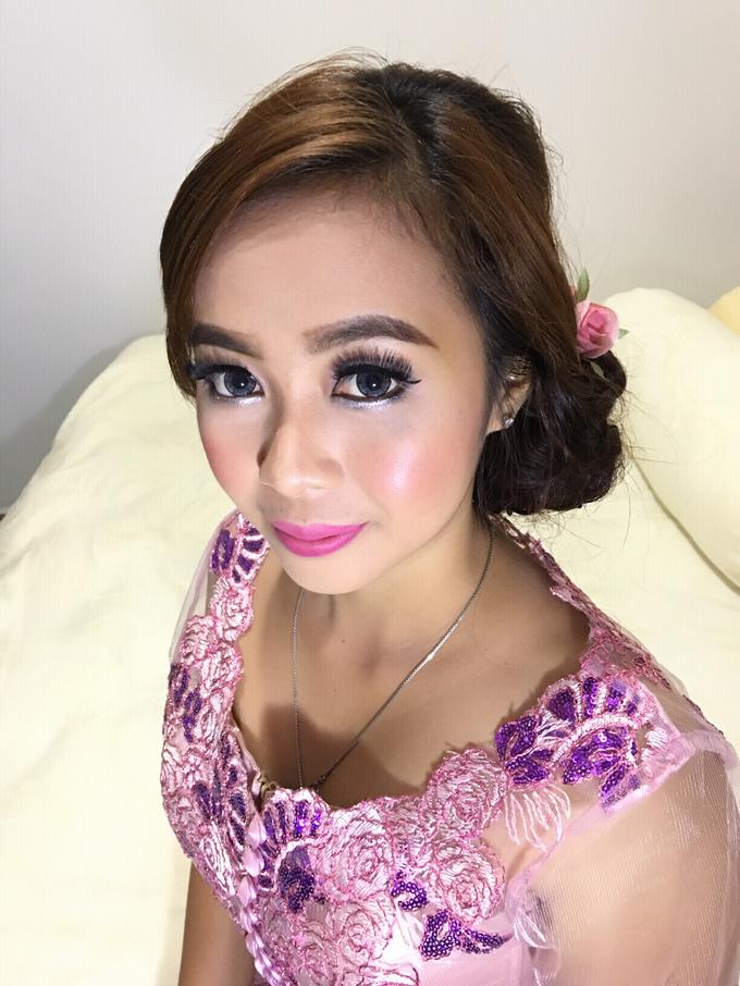 Hair & makeup by vinamakeupartist - 018