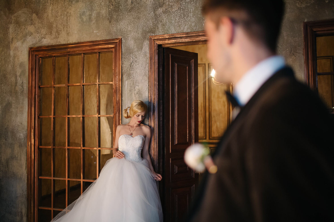 Marsala wedding by Aleksandra Sashina - 012