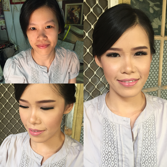 Special Occassion Makeup 1 by Troy Makeup Artist - 022