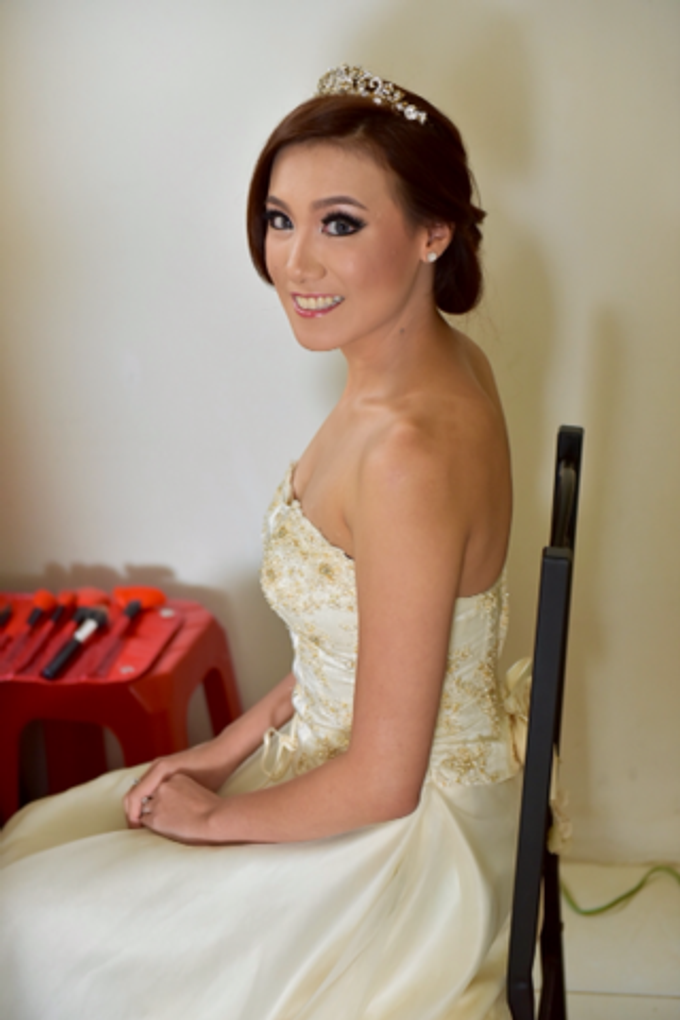 Make Up Ms Imelda by Flo Make Up Artist - 005