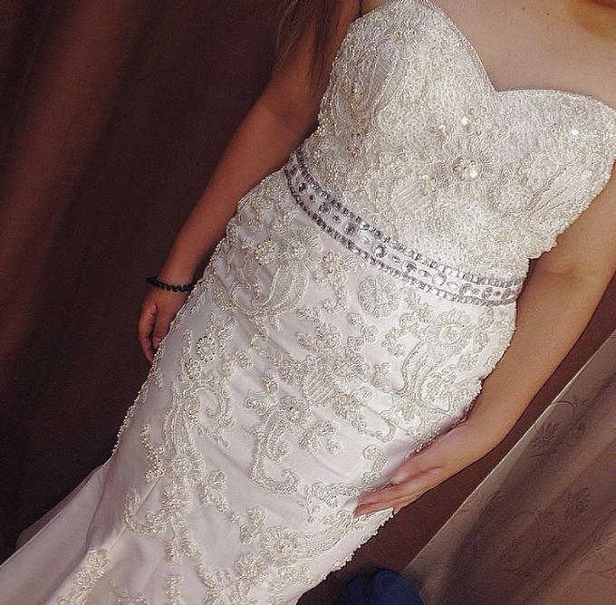 PLUS SIZE WEDDING DRESS by TS BRIDAL BALI - 006