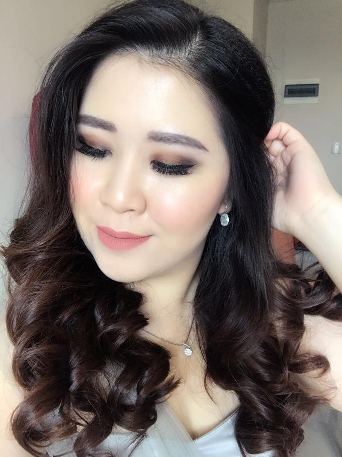 Hair & makeup by vinamakeupartist - 003