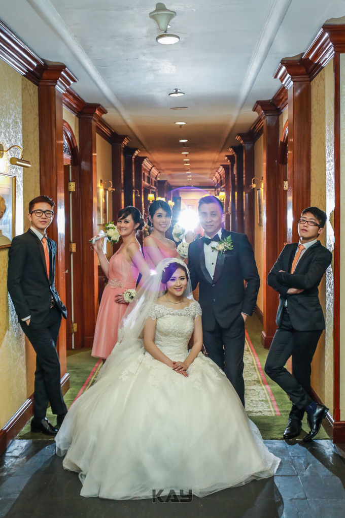 Wedding Alex & Shelvy - Mercantile Jakarta by MARK & CO - 016