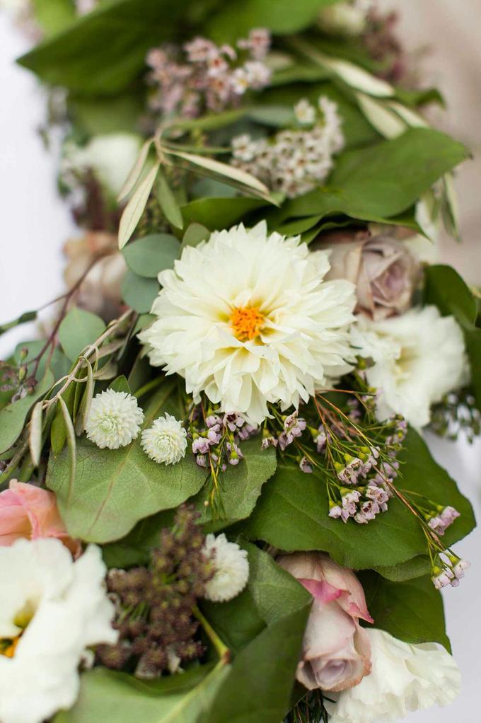 Garden + Lavender Wedding by Shindig Chic - 006