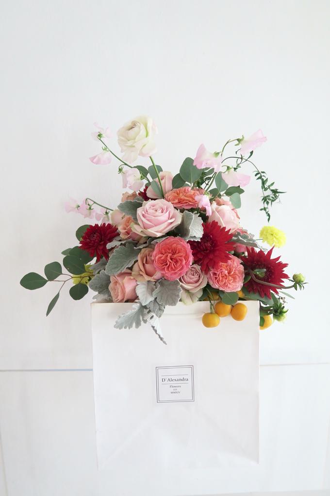 Floral Journal  by D'Alexandra Flowers - 032