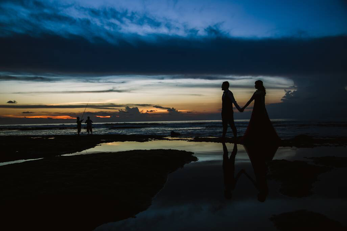 Romantic sunset in bali by Yn.baliphotography - 015