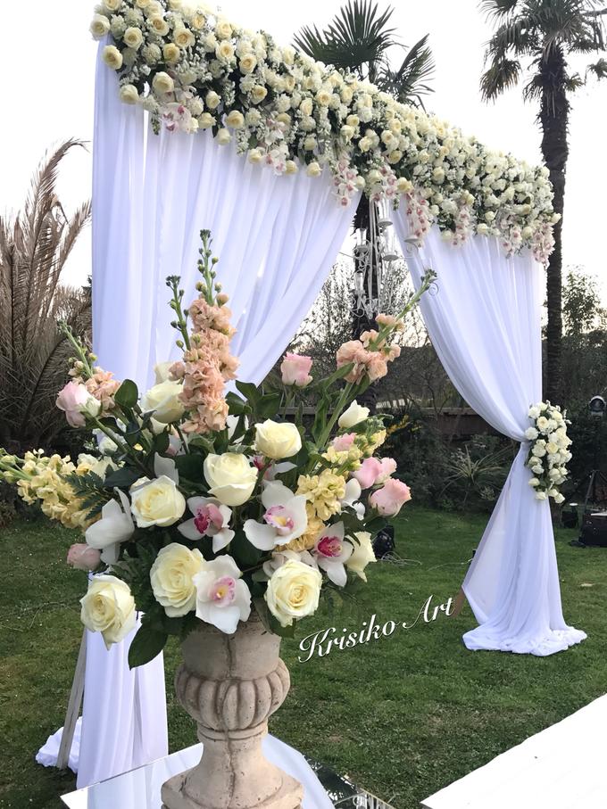 Bucur & Ilir Wedding by Krisiko Art - 003