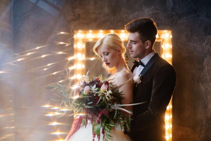 Marsala wedding by Aleksandra Sashina - 011