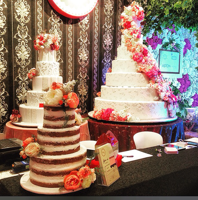 Wedding Expo and Promotion by Amor Cake - 001