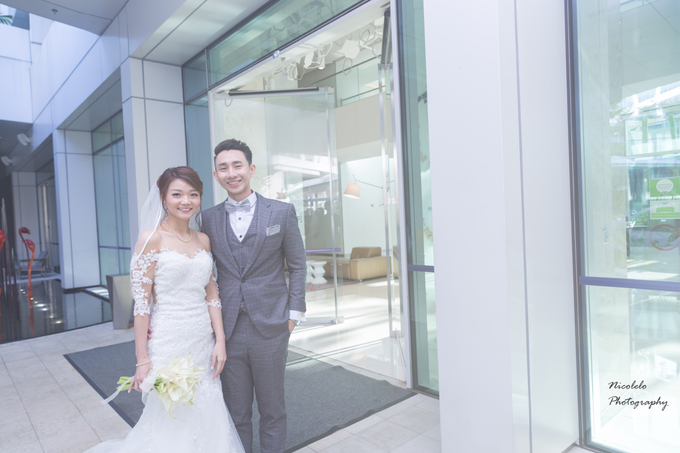 Blissful Wedding at the Halia by The Halia - 001