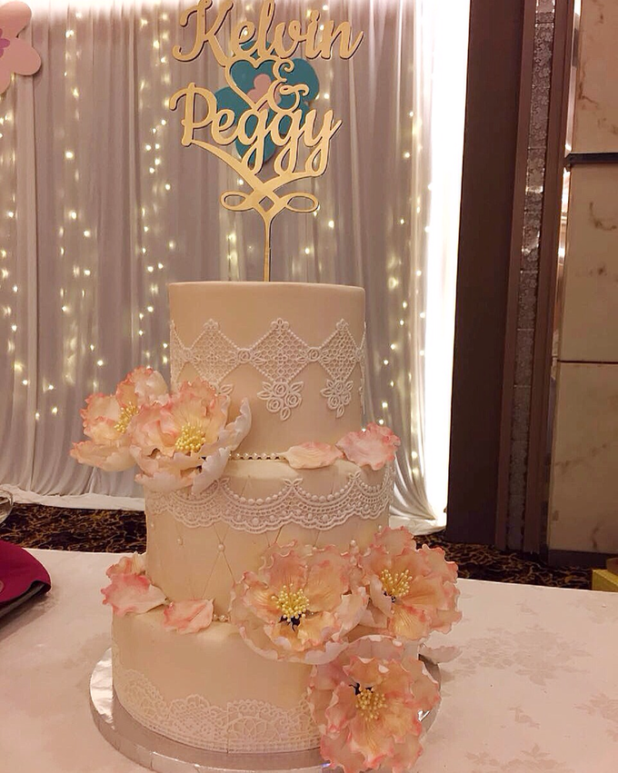 Wedding Cakes by The Quirky Taste - 001