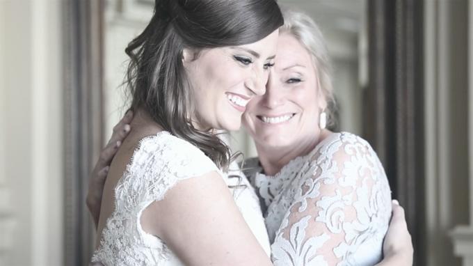 Morgan & Chad - Wedding Video by Southern Charm Wedding Films - 002