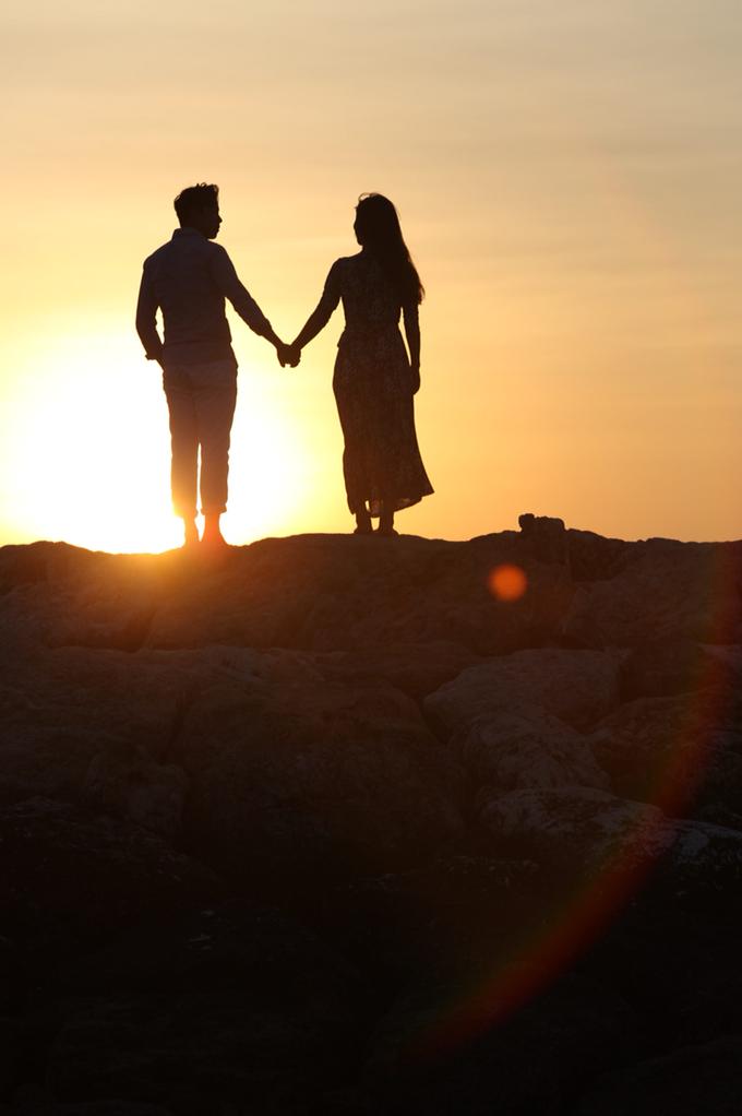 Romantic sunset in bali by Yn.baliphotography - 006