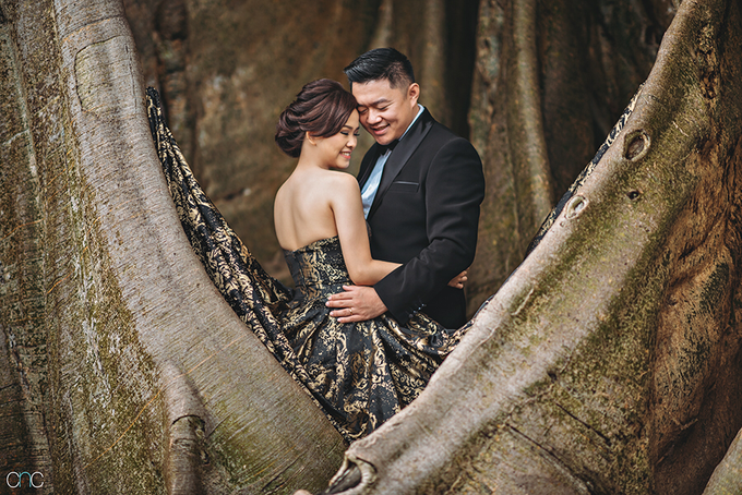 Best Prewedding by Hendra & Andre by Cheese N Click Photography - 048