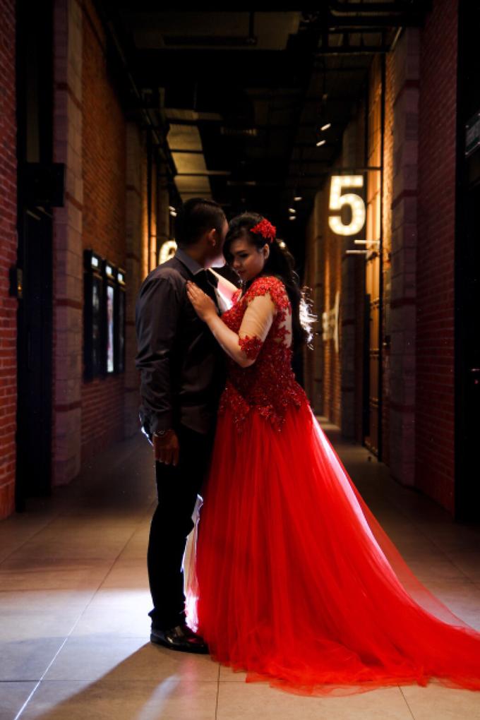 Prewedding of Pepi & Natasya by AyuAbriyantimakeupartist - 003