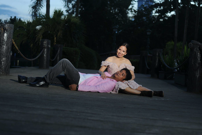 Prenup Shoot with Ms. Princess Bernardo by CDWorx Photography and Videography - 004